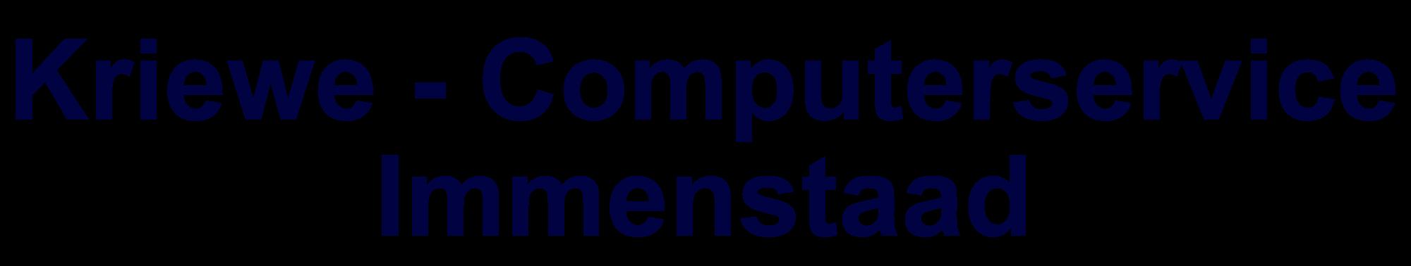 Kriewe Logo groß